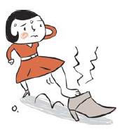 [이기수 기자의 건강쪽지] 퇴근 무렵 발이 퉁퉁… 부종 예방책은 기사의 사진