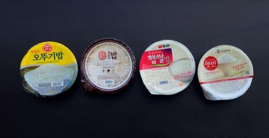 [국민컨슈머리포트] 즉석밥 ③시장점유율 가장 높은 '햇반' 1등… '이름값' 하다 기사의 사진