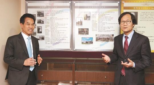 [분단 70년을 넘어 평화통일을 향해-(1부)] 복음과 민족, 두 기둥 붙들고 구국 선봉에 섰다… 강규찬 목사 기사의 사진