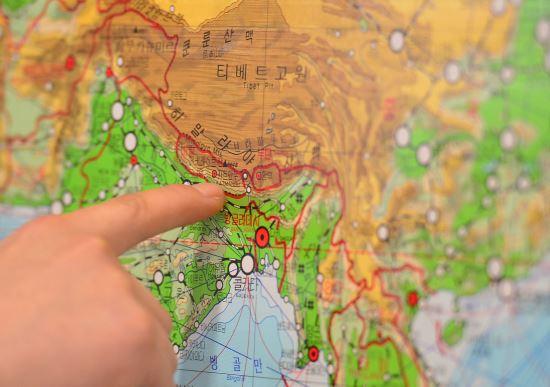 [네팔 대지진] 티베트 망명정부도 구호대열 동참 기사의 사진