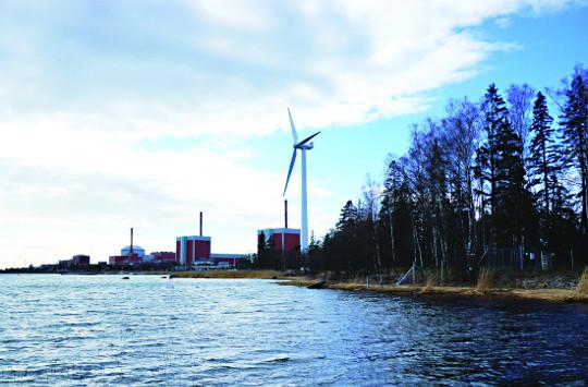 [原電 우리에게 무엇인가-르포] 핀란드 올킬루오토 섬, 그 곳엔 '원전+자연'이 공존하고 있었다 기사의 사진