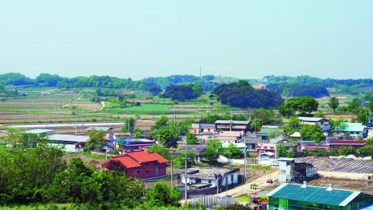 [살기 좋은 명품마을을 가다] (6) 집락영농 시도하는 문경 신전마을 기사의 사진