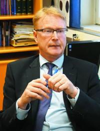 [原電 우리에게 무엇인가-인터뷰] 세계 첫 방폐장 받아들인 핀란드 에우라요키市 히티오 시장 기사의 사진