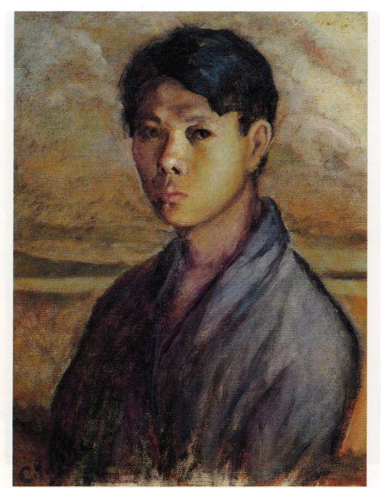 [영옥씨의 미술바구니] 12. 구구팔팔 노화가의  귀거래사 기사의 사진