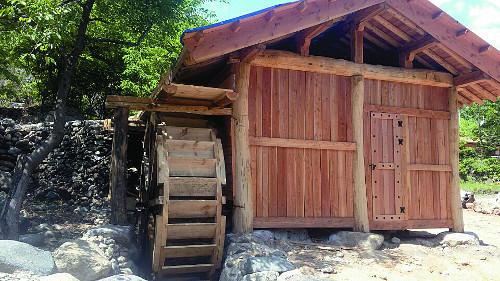 [살기 좋은 명품마을을 가다] (8) 경남 하동 목통마을 기사의 사진