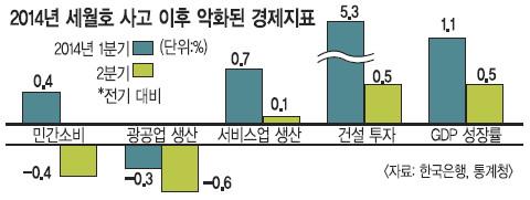 [메르스 이번주 고비] 불확실성이 문제… 세월호보다 더 큰 경제 충격 기사의 사진