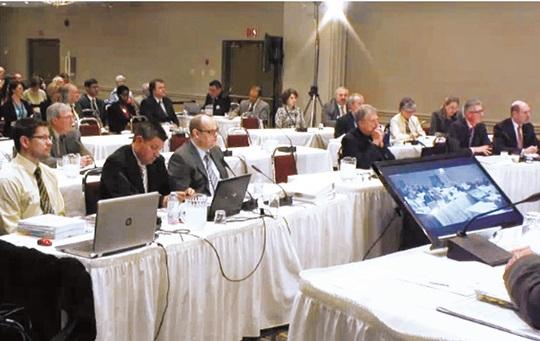 [原電 우리에게 무엇인가] '원자력 공청회' 생중계, 숨길 게 없다… 캐나다의 투명한 원전 정책 기사의 사진