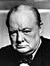 """""""57년간 아내만 사랑한 처칠, 동성애자로 오해 받았다"""" 기사의 사진"""