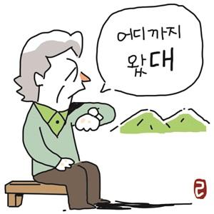 [서완식의 우리말 새기기] '데'와 '대', 혼동하면 혼난대 기사의 사진