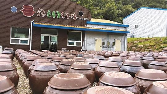 [살기 좋은 명품마을을 가다] (15) 전남 순천 송광된장마을 기사의 사진
