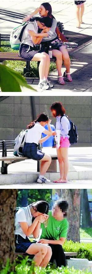 [친절한 쿡기자] 토닥토닥, 손잡아주고, 울어주고…  당황스런 실험 속 '감동의 릴레이' 기사의 사진