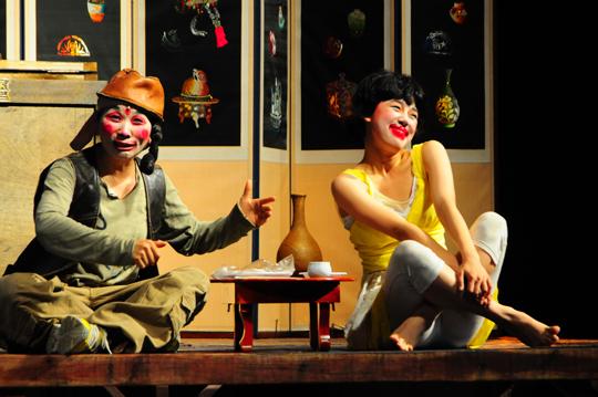 [김건표 교수의 연극이야기] 15. 폭염을 시원한 연극으로 날리는 '밀양여름연극축제' 기사의 사진