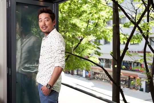 """하정우 """"잃었던 연기 재미, 암살서 되찾아""""… kmib가 만난 스타 기사의 사진"""
