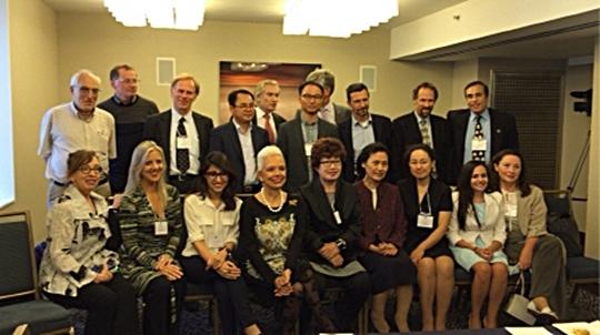 타이탄플랫폼, 미국 샌프란시스코 UN 미래 포럼 참석 기사의 사진
