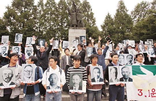 """[분단 70년을 넘어 평화통일을 향해-(1부)] """"독립운동 주도 한글 수호한 한국교회, 국가차원 재조명해야"""" 기사의 사진"""