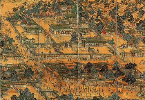 [톡톡! 한국의 문화유산] 200년  전  서대문  모습,  경기감영 기사의 사진