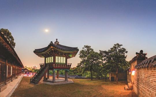 [톡톡! 한국의 문화유산] 궁궐의  밤길,  창덕궁  달빛  기행 기사의 사진