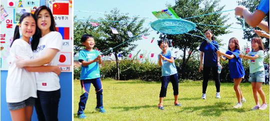[다문화가 경쟁력이다] 중국동포인 엄마에게서 '생생한 중국어' 배운다 기사의 사진