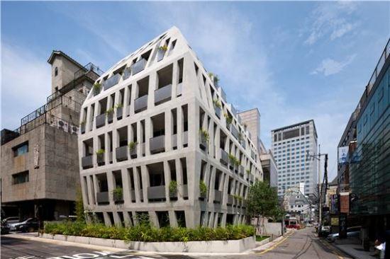올해 서울시 건축상 대상에 '도천 라일락집', 올해의 건축가는 김인철씨 기사의 사진