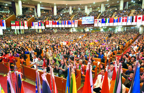 26th CGI Conference Opens, on Church Growth and 4-Dimensional