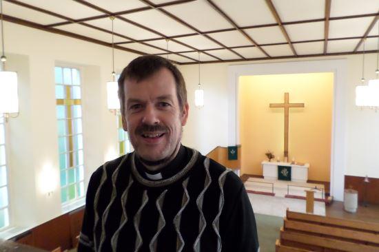 """outlet online order online good texture Pastor Gottfried Martens: """"Refugees Are Gift from God ..."""