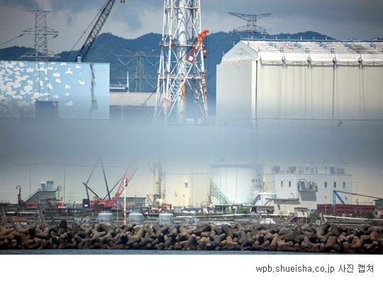 후쿠시마 원전 인근에 자주 출몰하는 괴상한 안개… 한중일 삼국지 기사의 사진