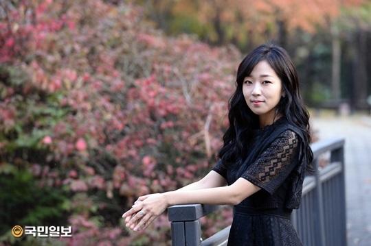 """조수향 """"박해일과 로맨스 영화요? 생각만으로도 너무 설레요""""…kmib가 만난 스타 기사의 사진"""