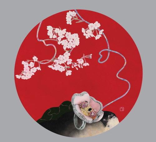 '짐승의 시간' 꽃과 보석으로 태어나다‥작가 최지윤展 기사의 사진