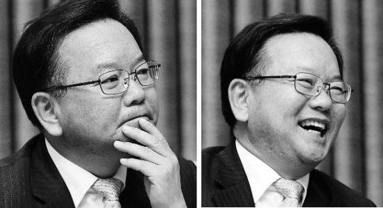 [인人터뷰]  김부겸(57) 前 의원은… 기사의 사진