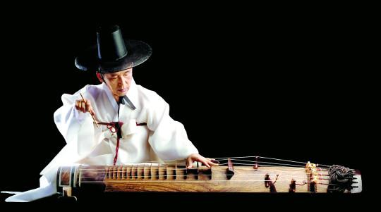 [톡톡! 한국의 문화유산]  한국인  기억의  소리,  거문고  가락 기사의 사진