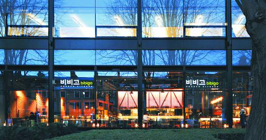 [한국경제 위기가 기회다-CJ그룹] 거센 한식 세계화 바람… 美·日·中 등 속속 진출 기사의 사진