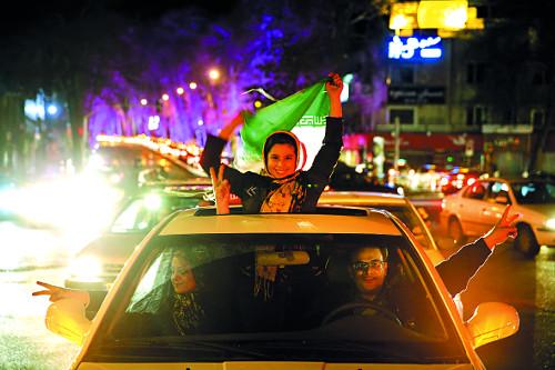 [2015 국제 10대 뉴스] (7) 이란, 비핵화 선언… 北, 지구상 유일 '비핵화 예외국' 기사의 사진