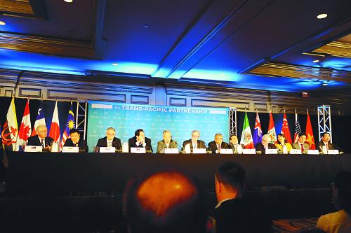 [2015 국제 10대 뉴스] (8) 中 AIIB vs 美 TPP… G2 경제적 패권 다툼 본격화 기사의 사진
