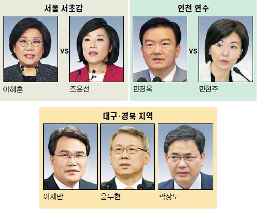 [선택 2016] 본선보다 치열한 '공천 혈투' 기사의 사진