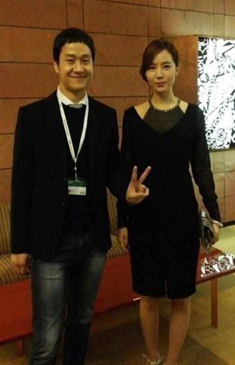 [교회누나87] '결혼' 정우♥김유미, 교회 함께 다니며 믿음 안에서 교제 기사의 사진