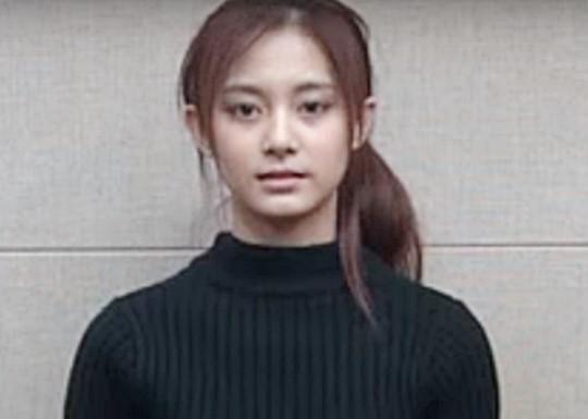 """""""어린 쯔위 눈물, JYP 너무 한심해"""" 대만 유학생 글 기사의 사진"""