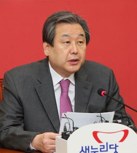 """김무성 """"중소기업 업계조직이 들고 일어나 野에도 정책건의해야"""" 기사의 사진"""
