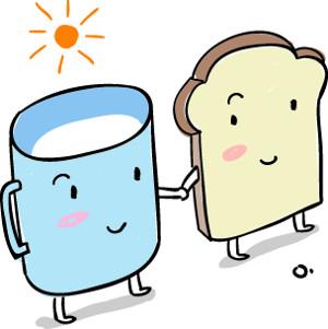 [이기수 기자의 건강쪽지] 아침 식사 대신 우유 한 잔, 괜찮을까 기사의 사진