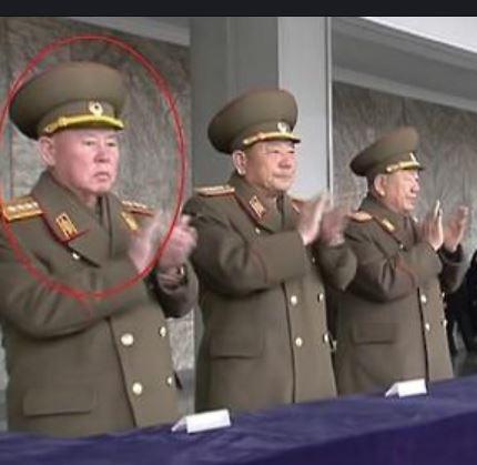 '미사일 전문가' 北리명수 총참모장 임명 공식 확인 기사의 사진