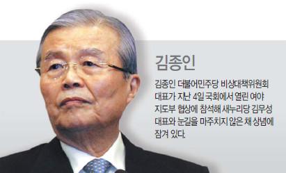 [박근혜 대통령 3년 <중>] 심판☞  대야관계 시종 압박으로 일관… 野 국정으로 끌어들이지 못해 기사의 사진