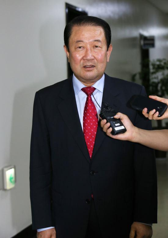 """박주선 """"친노는 국회에만 있는 것이 아니다"""" 기사의 사진"""
