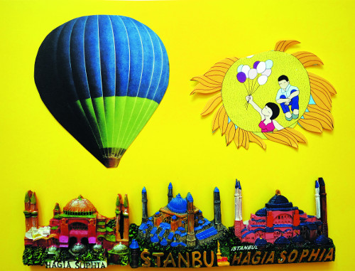 [서양화가 황주리의 나의 기쁜 도시] 이스탄불, 순수 박물관에 가다 기사의 사진