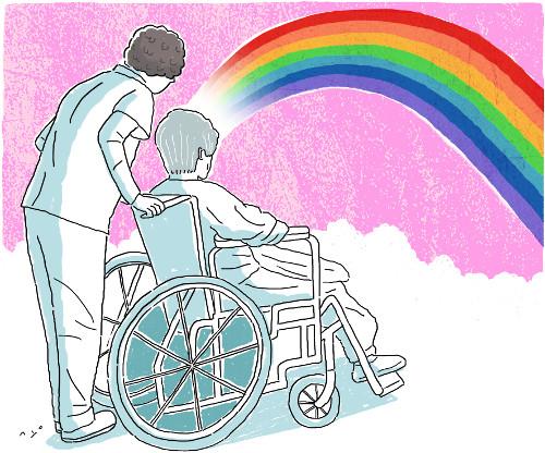 [웰다잉, 삶의 끝을 아름답게 1부 ④] 암 아닌 말기환자 내년 8월부터나 '평안한 이별' 기사의 사진