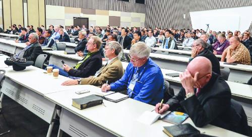 전 세계 성서침례교인들, 효과적 복음전파 방안 논의 기사의 사진
