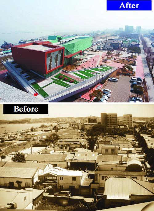[도시재생] 아픈 역사 복원… 비릿한 항구서 '시간여행' 명소로 기사의 사진