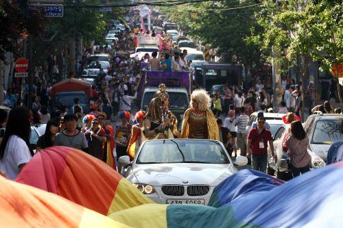 [속보] 동성애 축제 6월 26일 예비 신청 기사의 사진