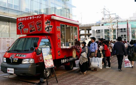 농심, 1분기 일본 매출  22.6% 성장 기사의 사진