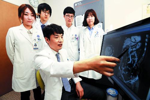 [명의&인의를 찾아서-(59) 연세암병원 췌장담도암센터] 췌장·담도암 환자 1년 생존율 70%까지↑ 기사의 사진