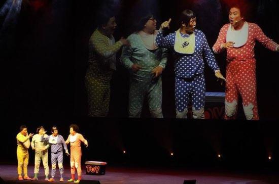 [단독] 옹알스, 한국 코미디 최초로 호주 시드니 오페라하우스 공연 기사의 사진