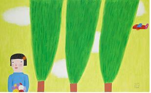 기억 저편에서 끄집어낸 삶의 소소한 풍경 신철 작가 '기억풀이' 개인전 전북도립미술관 서울관 기사의 사진